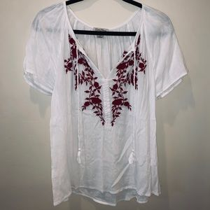 Lucky Brand Tops - Lucky Blouse